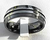 Alternative Mens Wedding Ring