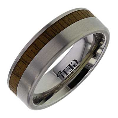 GETi Titanium Ring 2208OAK