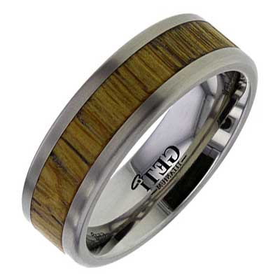 GETi Titanium Ring 2218OAK